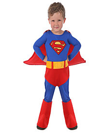 Superman Cuddly Toddler Boys Costume