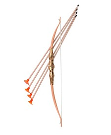 Bow and Arrow Set Kids Accessory