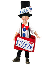 Kissing Booth Kids Costume