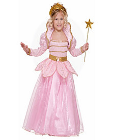 Pink Princess Girls Costume