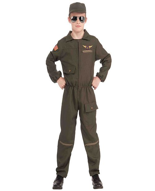 5fb3a621 BuySeasons Fighter Jet Pilot Boys Costume & Reviews - Toys & Games ...