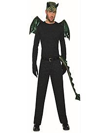 Green Dragon Wings Kids Accessory