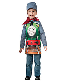 Thomas The Tank Deluxe Percy Boys Costume