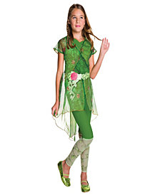 DC Superhero Girls: Poison Ivy Deluxe Girls Costume
