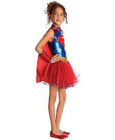 Supergirl Tutu Toddler Girls Costume