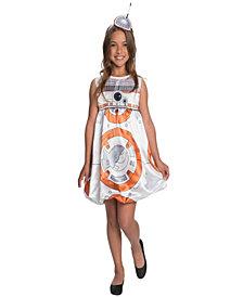 Star Wars: The Force Awakens - BB-8 Romper Girls Costume
