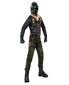 Spider-Man Homecoming - Vulture Muscle Chest Little and Big Boys Costume