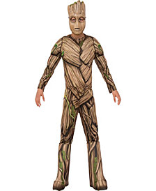 Guardians of the Galaxy Vol. 2 - Groot Deluxe Boys Costume