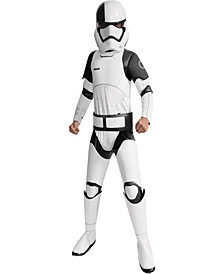 Star Wars Episode VIII - The Last Jedi Super Deluxe Executioner Trooper Kids Costume