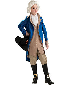 George Washington Boys Costume