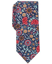 Tallia Men's Taylor Floral Slim Tie
