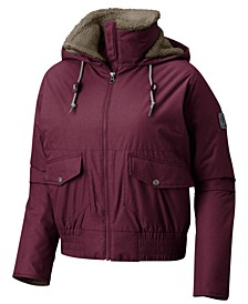 Fleece-Lined Beacon Brooke™ Bomber Jacket