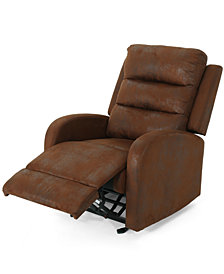 Fawn Recliner, Quick Ship