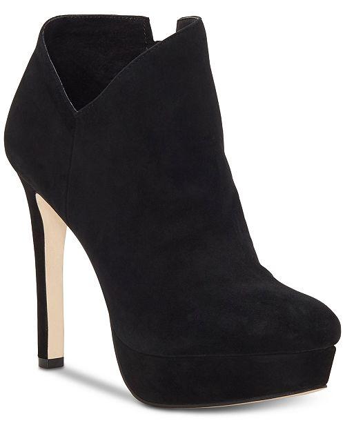dd4cc8c7c6ec Jessica Simpson Rivera Platform Booties   Reviews - Boots - Shoes ...