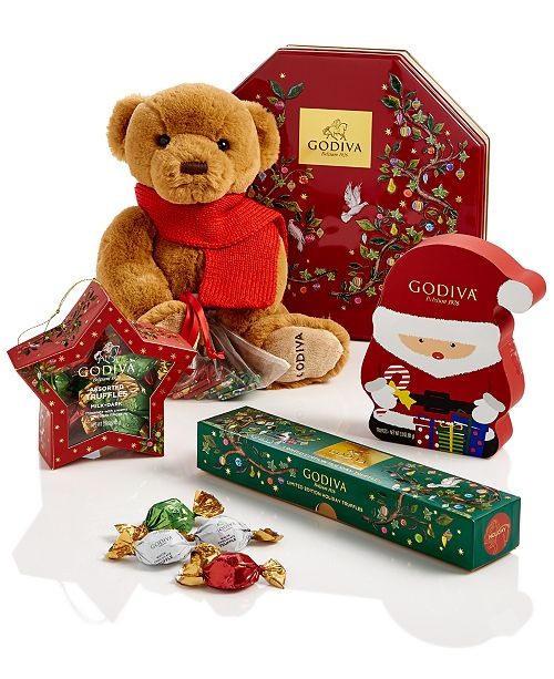 Godiva Chocolates Assorted Holiday Collection
