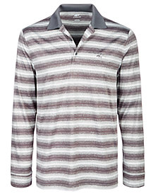 Attack Life by Greg Norman Men's Freemont Stripe Polo, Created for Macy's