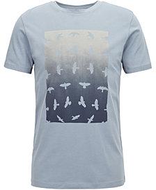 BOSS Men's Graphic Cotton T-Shirt