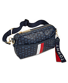Tommy Hilfiger Roma Logo Convertible Belt Bag
