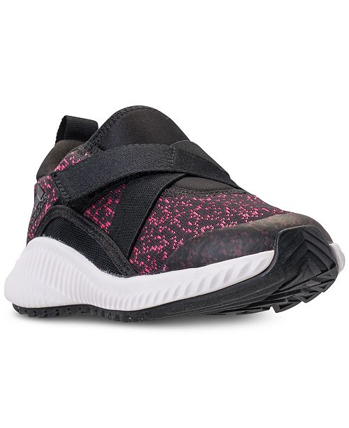 72eececc06c77 adidas Little Girls  FortaRun X Running Sneakers from Finish Line ...