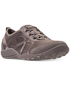 Skechers Women's Relaxed Fit: Breathe Easy - Flawless Look Casual Walking Sneakers from Finish Line