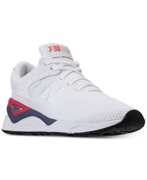 New Balance Women s X-90 Casual Sneakers from Finish Line - Finish ... e97d0e10fbc1