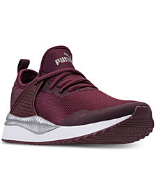 Puma Women's Pacer Next Cage Casual Sneakers from Finish Line