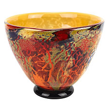 Badash Crystal Firestorm Decorative Bowl
