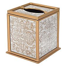 Badash Crystal Manta Gold Tissue Holder