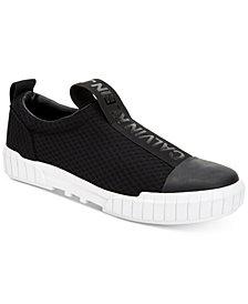 Calvin Klein Men's Brett Slip-On Sneakers