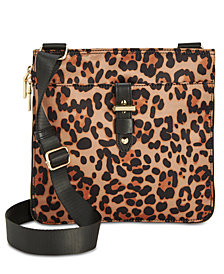 I.N.C. Alisa Nylon Crossbody, Created for Macy's