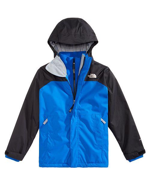 46e75e9740a5 The North Face Big Boys Vortex Hooded Triclimate Jacket  48.99 (reg.  140)