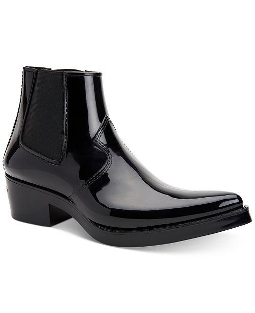 fa4e5342cb4 Calvin Klein Jeans Men's Cole Western Chelsea Boots & Reviews - All ...