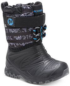 Merrell Toddler Boys Snow Quest Lite Boots