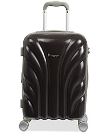 "IT Cascade 21"" Carry-On Spinner Suitcase"