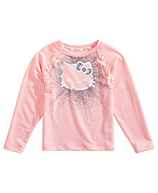 Hello Kitty Little Girls Graphic-Print Sweatshirt