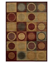 "CLOSEOUT! Momeni Area Rug, Dream DR-06 Red 5' 3"" x 7' 6"""