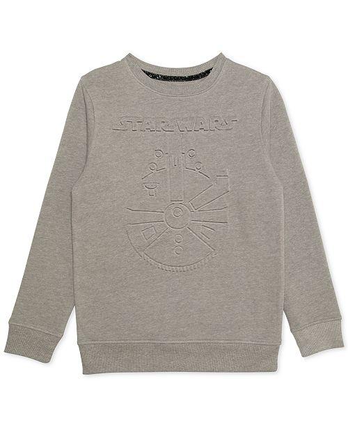 Star Wars Big Boys Star Wars Graphic Sweatshirt