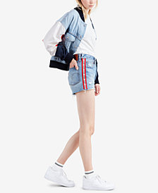 Levi's® Limited 501® High-Rise Shorts, Created for Macy's