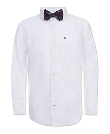 Tommy Hilfiger Little Boys Kramer Bowtie Shirt