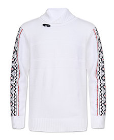 Tommy Hilfiger Little Boys Shawl Collar Sweater