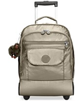 Kipling Sanaa Metallic Rolling Backpack f7fbce653a345