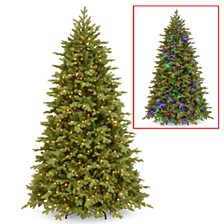 7 .5' Feel Real Princeton Fraser Fir Tree with 800 Dual Color LED Lights & PowerConnect™