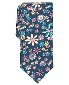 Tallia Men's Altman Floral Slim Tie