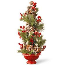 """National Tree 26"""" Holiday Tree"""