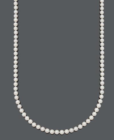 Belle de Mer Pearl Necklace, 36