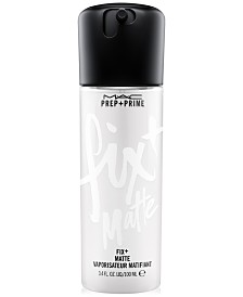 MAC Prep + Prime Fix+ Matte Setting Spray