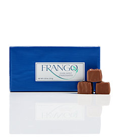 Frango 15-Piece Dark Mint Chocolate Holiday Box
