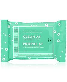 Clean AF Cleansing Wipes, 15-Pk.