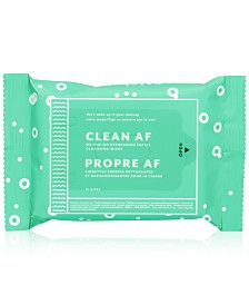 Receive a Free Pack of Clean AF Wipes with any $20 Patchology purchase!