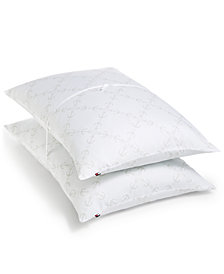 Tommy Hilfiger Home Anchor Lattice 200-Thread Count 2-Pc. Pillow Collection